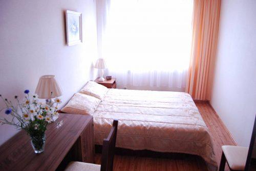 Naujai įrengtų kambarių ar apartamentų nuoma Palangos miesto centre