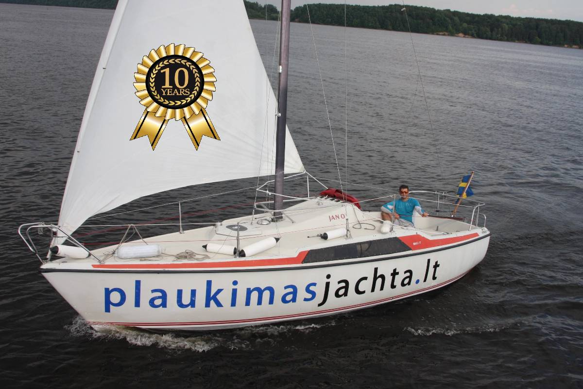 jachtos nuoma Kaune 8 684 21431