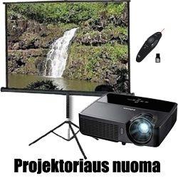 sviesosiranga.lt – Multimedija projektoriaus nuoma Kaune