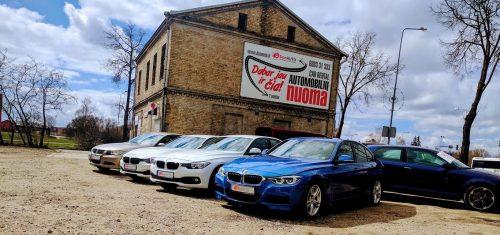 Automobilių nuoma DonAuto