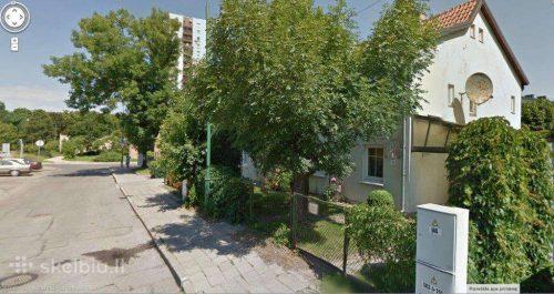 Namas poilsiui vasarai Klaipeda, centras,