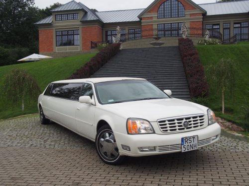 Cadillac limuzino nuoma