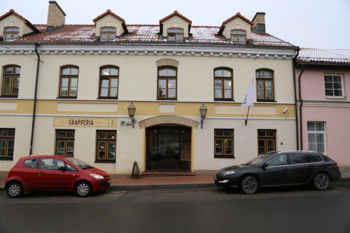 Patalpų nuoma Vilnius, Užupis, Užupio g.