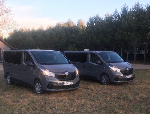 Keleivinių mikroautobusų nuoma Šilutėje