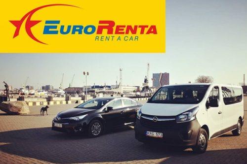 Eurorenta.lt  automobilių nuoma Lietuvoje