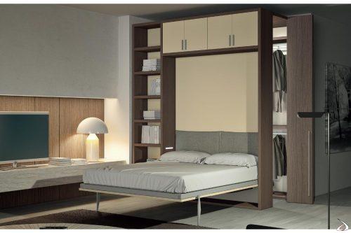 Sieninė pakeliama lova spinta, kaip ją išsirinkti?