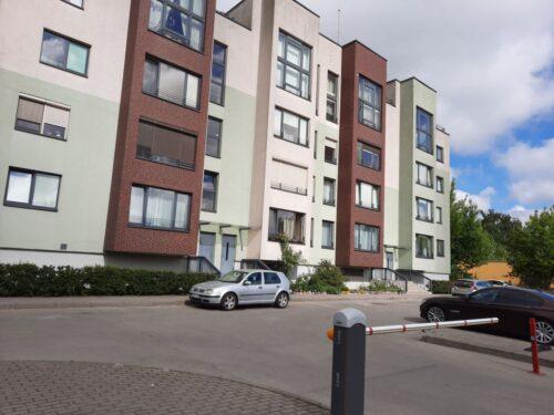 2 kambarių buto nuoma Klaipėda, Vėtrungė, Birutės g.
