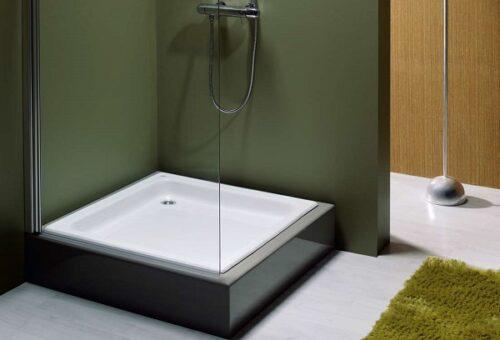 Rinktis dušo padėklą ar dušo kabiną?